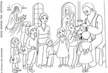 βίοι αγίων- saints