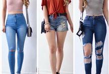 Ideas outfits verano