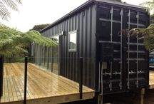 Container Living/Small Spaces