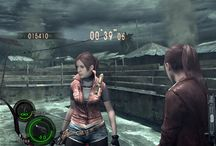 Claire Redfield Classic RER2 for RE5 Sheva EX
