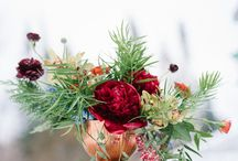 FEATURED: Jewel-toned centerpiece