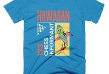 Chess T-shirts / Chess Informant T-shirts