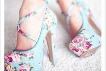 I Love Shoes / Chaussures que j'aime  / by céline mory