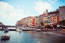 Trip Planning - Cinque Terre