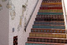 STEPS AND STAIRS / by HipBoomerChick