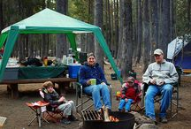 camping / by Mary Sue Daniels Jones