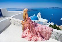 Glam Wedding Inspiration / Some of our favourite glamorous wedding ideas