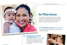 Family Foundations / CCL's magazine serving as a support for NFP users.