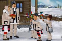 Traditii de iarnă