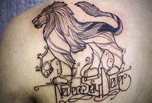 Tattoos I Like / by Anna Eliasen