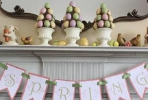 Easter/Spring / by bzmomma