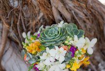 ARTFLOWER: flower cascade wedding