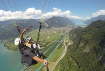 Summer Paragliding / Some impressions of our Paragliding Tandemflights in summer....