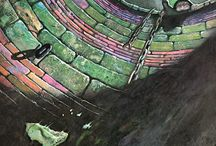 illustrations - Kirk, Tim