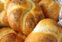 chleby bułki