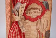 Recipe album / by Yvonne Smith
