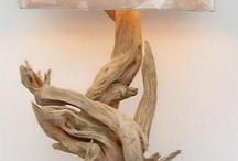Driftwood & Shells & Corals / Driftwood,Shells,  Beach Treasure / by Yelena
