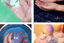Bath bomb ideas