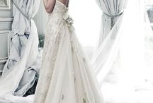 Ian Stuart / Beautifully theatrical bridal designer. Find at The Tailor's Cat in Cambridge 01223 366 700