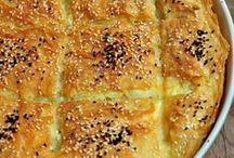 Pastries Recepy /Börekler
