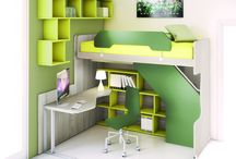 Kids' Furniture / Made in Italy, Made for Fun and Fun-ctionality.