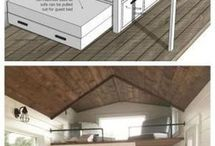 tiny houses and clever storage