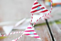 BUNTING AND GARLANDS/ BANNERS