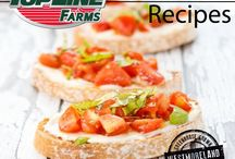 Delicious Recipes by TopLine Farms / Delicious Recipes utilizing TopLine Farms' Gourmet Hothouse Produce.
