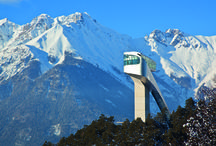 Innsbruck - Modern Architecture / In the past 15 years a remarkable architectural scene has become established in the Tyrol.