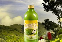 Graviola / Martera Graviola juice is 100% pulp of ripe Graviola (Annona muricata) fruit with no water added and therefore quite a thick juice.