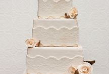Cakes and cupcakes Wedding / by Dianna Bogart