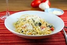 Eats - Pasta / by Christine B