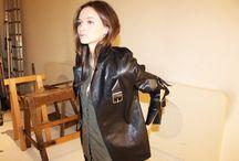 Chlothes: coat/jacket