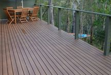 DecoDeck / Low Maintenance, Super Durable, Non-Combustible, Naturally Beautiful Timber Look Aluminium Decking