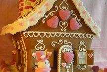 Ciastka świąteczne- Pierniki