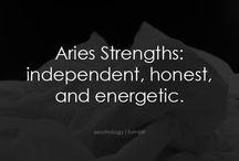 aries / by Katie Williams