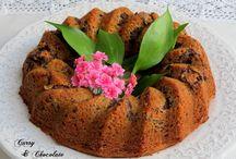 bizcocho de galletas Maria y trocitos de choco