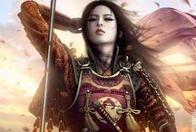 Warriors women