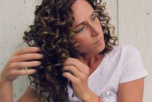 Deva Curl / Curly hair