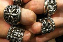 Rings, bracelets, necklaces, accessories