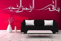Arabic artwork