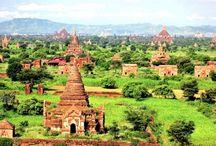 Myanmar et Thaïlande