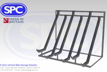 Cycle Storage - Racks