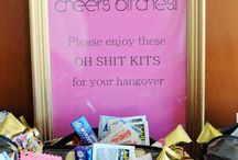 Wedding/Bachelorette Party Ideas  / by Amber Thomas