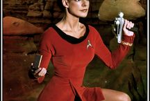 Star trek/Sci fi women