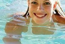 swimming thing