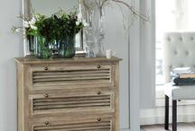 Console Tables & Hallway