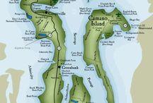 WA - Whidbey Island n Camano Island