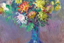 Flowers / Pitture