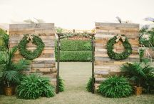 eInvite Top Picks: Wedding Arch / Get inspired from these beautiful wedding arch, and make your day even more striking and memorable ;))